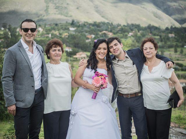 El matrimonio de Lucas y Yaneth en Villa de Leyva, Boyacá 44
