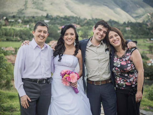 El matrimonio de Lucas y Yaneth en Villa de Leyva, Boyacá 45