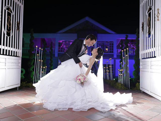 El matrimonio de Marcelo Rosas Liesegang y Juliana Meléndez Torres en Piedecuesta, Santander 1