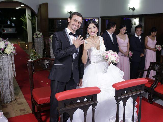 El matrimonio de Juliana Meléndez Torres y Marcelo Rosas Liesegang