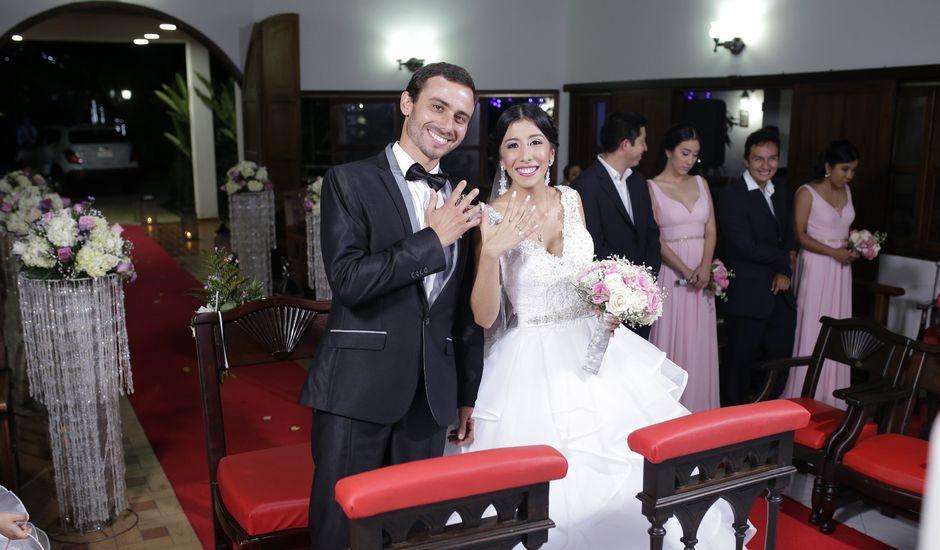 El matrimonio de Marcelo Rosas Liesegang y Juliana Meléndez Torres en Piedecuesta, Santander