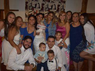 El matrimonio de Tatiana y Alvaro 1
