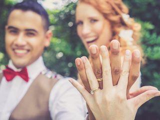 El matrimonio de Megan y Emanuel