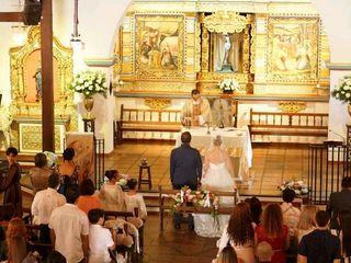 El matrimonio de Martha Liliana y Andrés Felipe  2