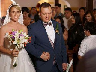 El matrimonio de Martha Liliana y Andrés Felipe  3