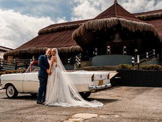 El matrimonio de Martha Liliana y Andrés Felipe