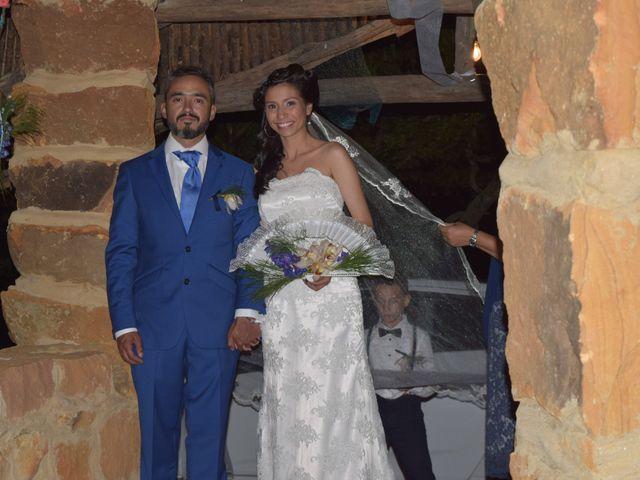 El matrimonio de Tatiana y Alvaro