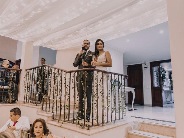 El matrimonio de Lina y Juan Diego
