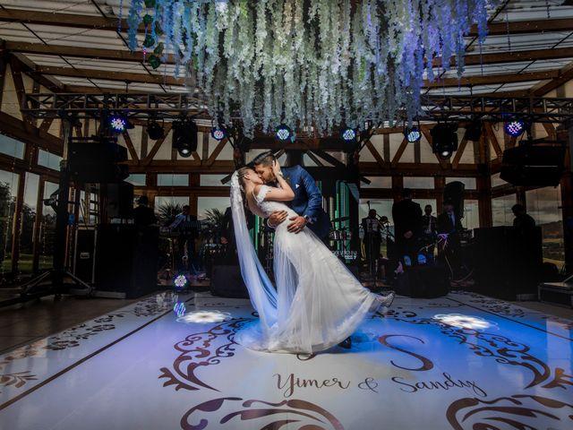 El matrimonio de Sandy y Yilmer en Subachoque, Cundinamarca 1