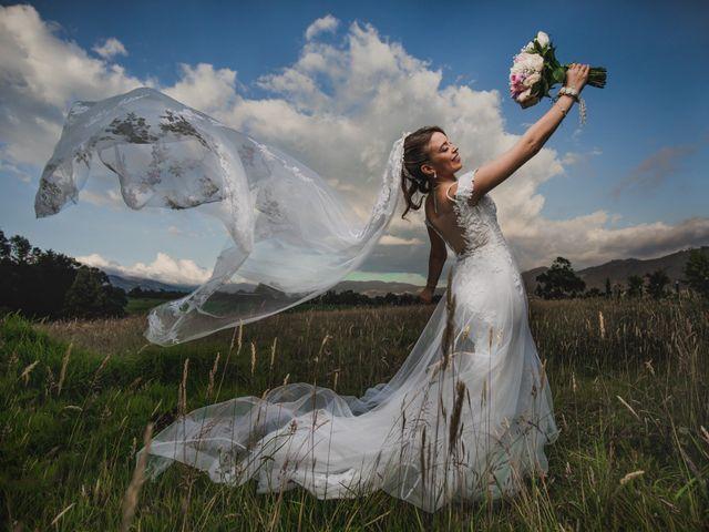 El matrimonio de Sandy y Yilmer en Subachoque, Cundinamarca 8
