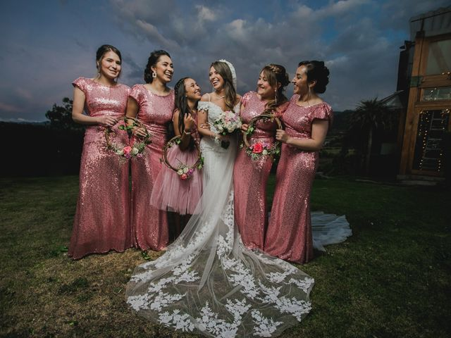 El matrimonio de Sandy y Yilmer en Subachoque, Cundinamarca 10