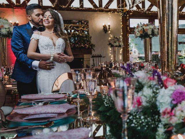 El matrimonio de Sandy y Yilmer en Subachoque, Cundinamarca 14
