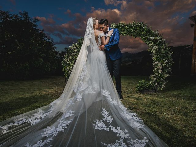 El matrimonio de Sandy y Yilmer en Subachoque, Cundinamarca 15