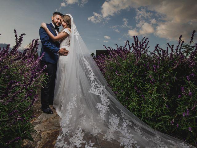 El matrimonio de Sandy y Yilmer en Subachoque, Cundinamarca 17