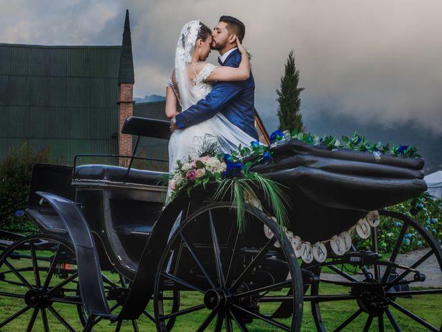 El matrimonio de Sandy y Yilmer en Subachoque, Cundinamarca 23