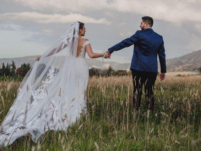 El matrimonio de Sandy y Yilmer en Subachoque, Cundinamarca 24
