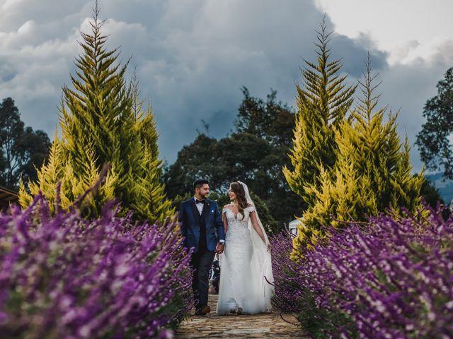 El matrimonio de Sandy y Yilmer en Subachoque, Cundinamarca 31