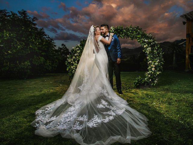 El matrimonio de Yilmer y Sandy