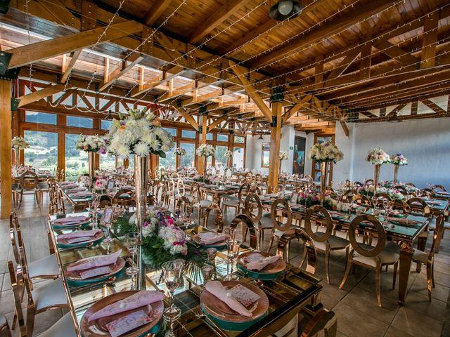 El matrimonio de Sandy y Yilmer en Subachoque, Cundinamarca 33