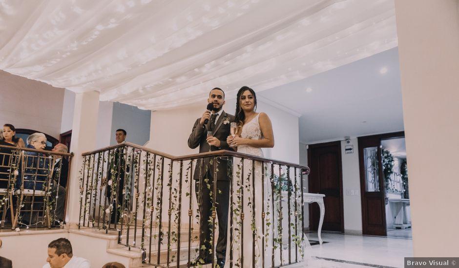 El matrimonio de Juan Diego y Lina en Envigado, Antioquia