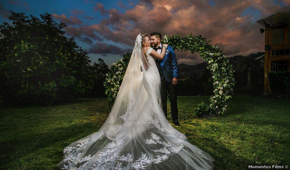El matrimonio de Sandy y Yilmer en Subachoque, Cundinamarca