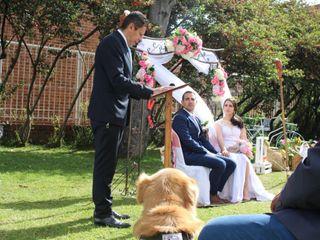 El matrimonio de Dalaura y Fabián 1