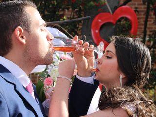 El matrimonio de Dalaura y Fabián 3