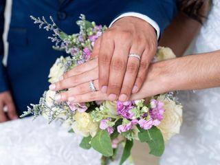 El matrimonio de María  y Elkin  3