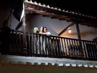 El matrimonio de María  y Elkin