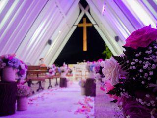 El matrimonio de Ana Camila y Jose 1