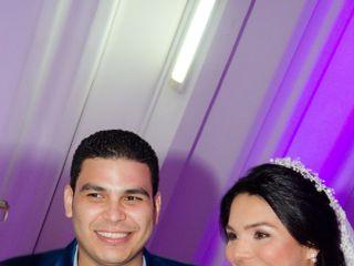 El matrimonio de Ana Camila y Jose