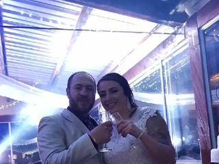 El matrimonio de Arnobi y Xiomara 1
