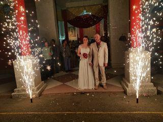 El matrimonio de Arnobi y Xiomara 2
