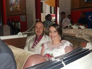 El matrimonio de Arnobi y Xiomara