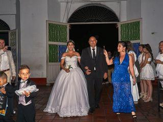 El matrimonio de Maria y Andres 1