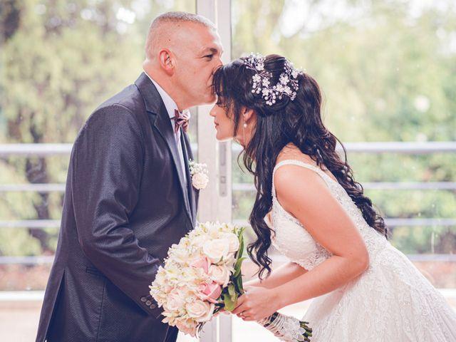 El matrimonio de Daniel y Jessica en Cota, Cundinamarca 22