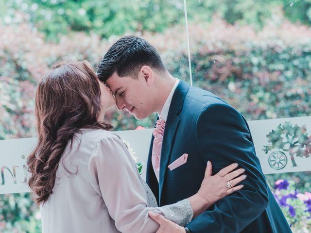 El matrimonio de Daniel y Jessica en Cota, Cundinamarca 33