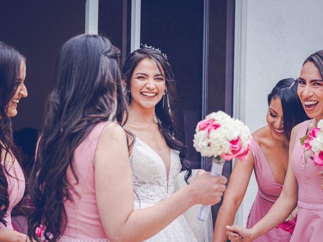 El matrimonio de Daniel y Jessica en Cota, Cundinamarca 36
