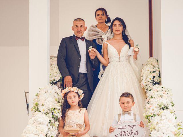 El matrimonio de Daniel y Jessica en Cota, Cundinamarca 37