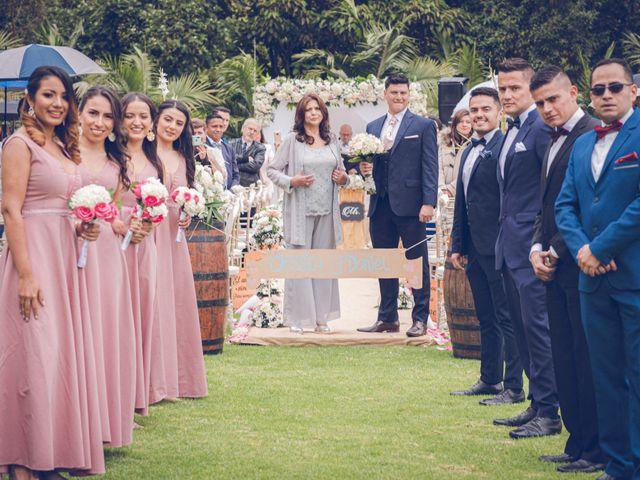 El matrimonio de Daniel y Jessica en Cota, Cundinamarca 41