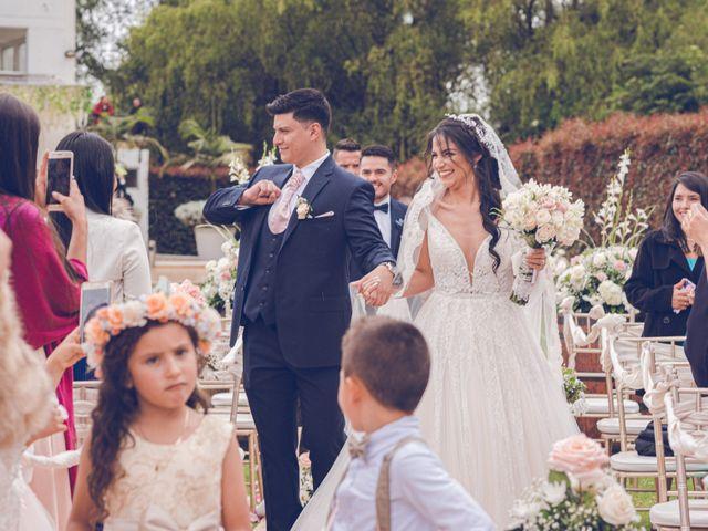 El matrimonio de Daniel y Jessica en Cota, Cundinamarca 44