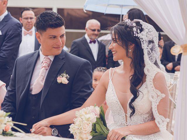 El matrimonio de Daniel y Jessica en Cota, Cundinamarca 45