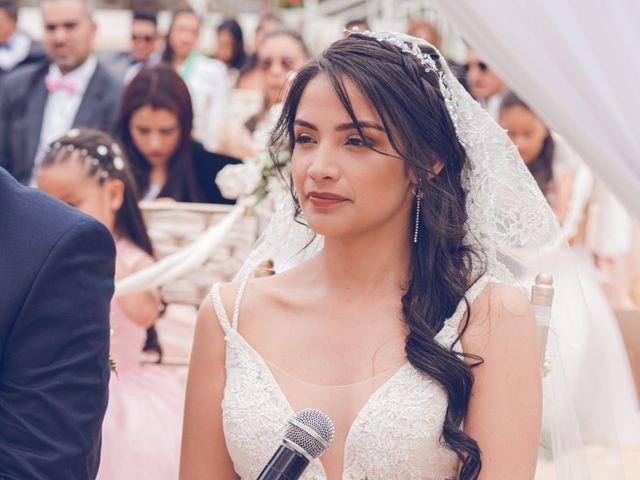 El matrimonio de Daniel y Jessica en Cota, Cundinamarca 49