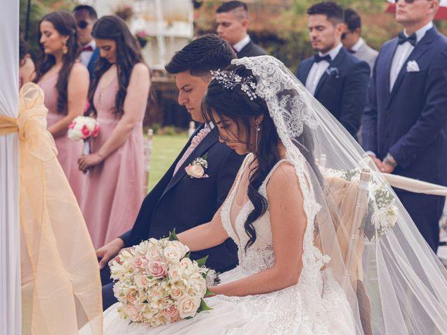 El matrimonio de Daniel y Jessica en Cota, Cundinamarca 50
