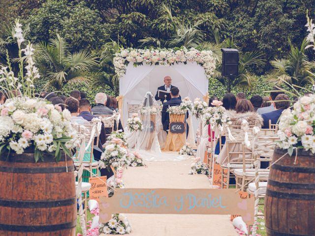 El matrimonio de Daniel y Jessica en Cota, Cundinamarca 51