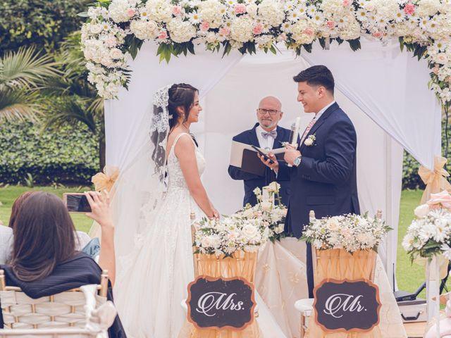 El matrimonio de Daniel y Jessica en Cota, Cundinamarca 52