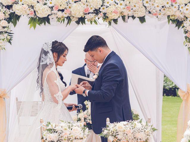 El matrimonio de Daniel y Jessica en Cota, Cundinamarca 53