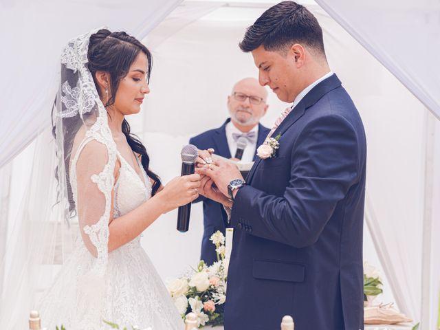 El matrimonio de Daniel y Jessica en Cota, Cundinamarca 54