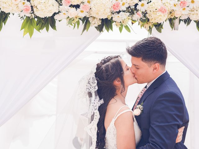 El matrimonio de Daniel y Jessica en Cota, Cundinamarca 55