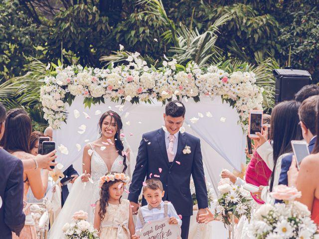 El matrimonio de Daniel y Jessica en Cota, Cundinamarca 56
